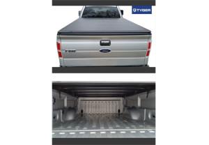 TYGER Tri-Fold Pickup Tonneau Cover 2 pic